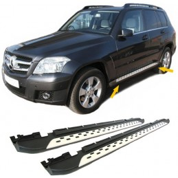 Side steps for Mercedes GLK X 204