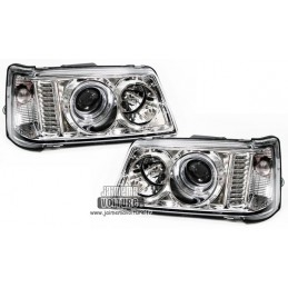 Peugeot 205 headlights fronts transparencies