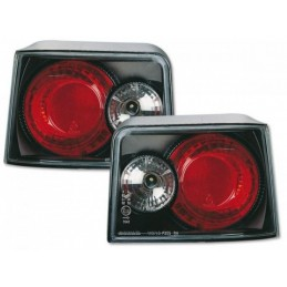 Lights rear lexus black Peugeot 205