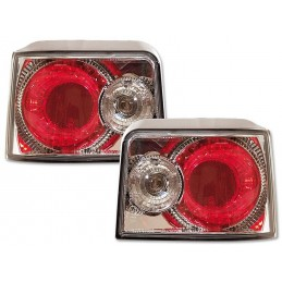 Headlights rear lexus Peugeot 205 tuning