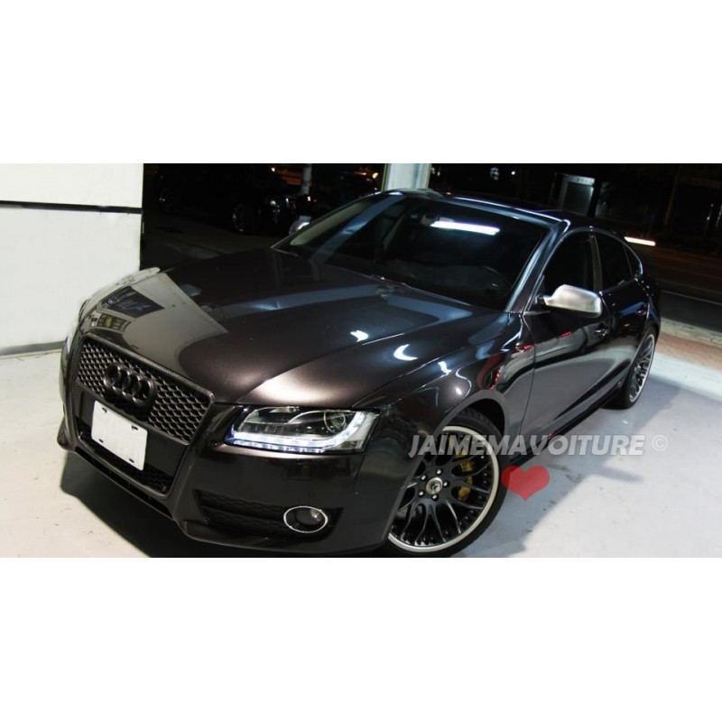 r troviseur audi a3 audi s3 audi rs3 chrome matte bross. Black Bedroom Furniture Sets. Home Design Ideas