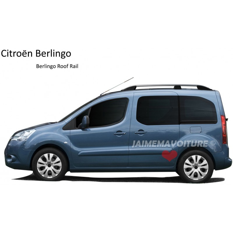 barre de toit citroen berlingo 2. Black Bedroom Furniture Sets. Home Design Ideas