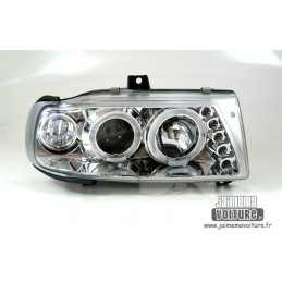 Seat Ibiza Angel Eyes Junyan Chrome