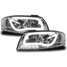 Headlights front tuning LTI Audi A6