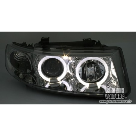 Angel eyes Seat Leon/Toledo Sonar - Chrome