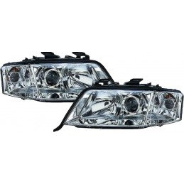 Front headlights Audi A6 1999-2001