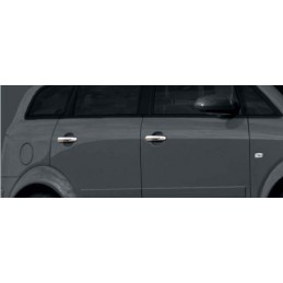 Door handles chrome Audi A2