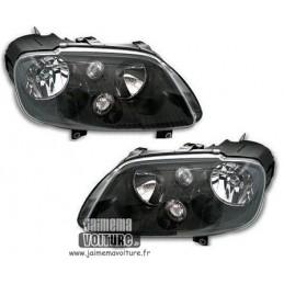 Coques AR BCD Noire, Peugeot Ludix