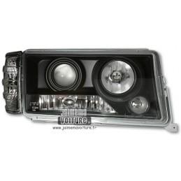 Kit Carrosserie Tun'r Noir Nitro / Aérox jusqu'à 2013 (8 pièces)