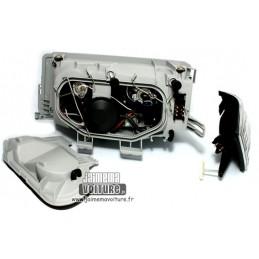 Kit Carrosserie Tun'r Blanc Peugeot Trekker / TKR (7 pièces)