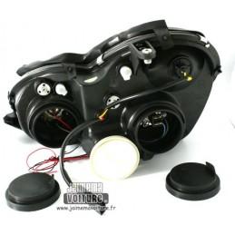 Kit Carrosserie Tun'r Blanc Type Origine Booster / Bw's jusqu'à 2003 (4 pièces)
