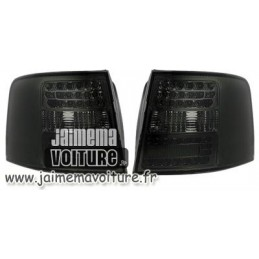 Audi A6 before Break lights rear leds black