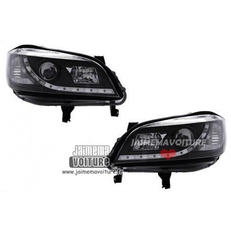 phare led opel zafira