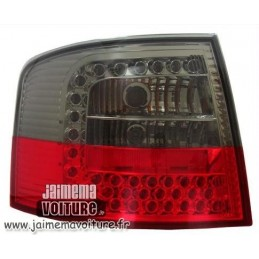 Lights rear Audi A6 front leds