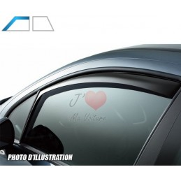 Pair of deflectors BMW series 3 E36 1991-1998