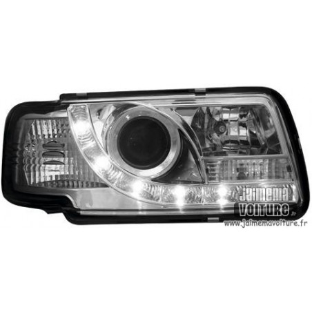 Audi 80 Devil eyes Sonar - Chrome