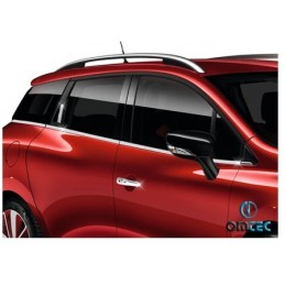 Contour de vitre chrome Renault CLIO SPORT TOURER 2013- Break