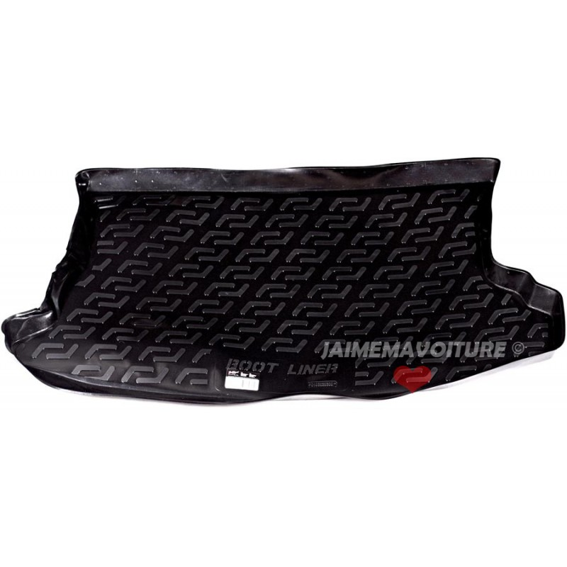 tapis de coffre caoutchouc kia sportage 2005. Black Bedroom Furniture Sets. Home Design Ideas