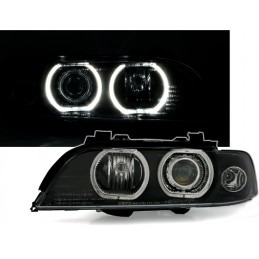 Phares Angel Eyes LED BMW Série 5 E39
