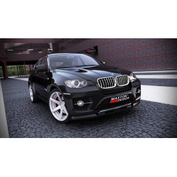 Blade bumper before BMW X 6
