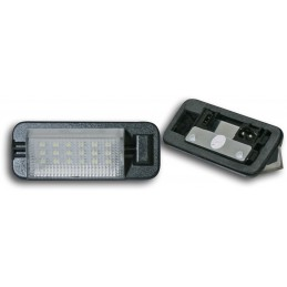 Led lighting plate Special E36 lights