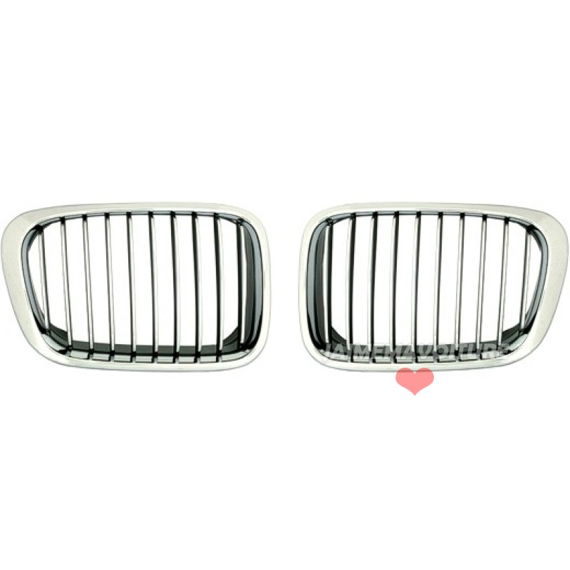 Grille de calandre chrome E46 Berline phase 1