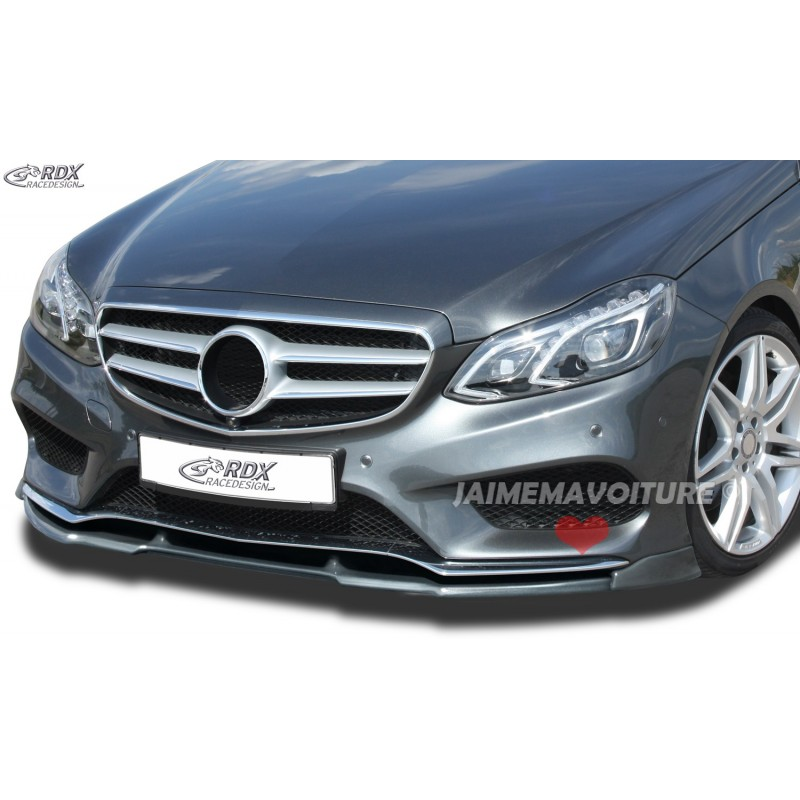 lame de pare choc avant sport mercedes classe e w212 2013 amg. Black Bedroom Furniture Sets. Home Design Ideas