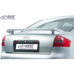Rear spoiler AUDI A6 - 4B sedan Facelift 2001 +.
