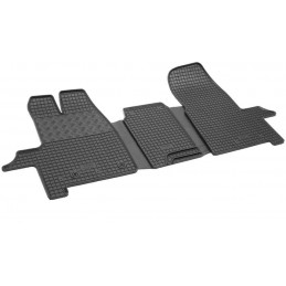 Rug rubber Ford Tourneo / Transit Custom 2 1 + 1 12 places-
