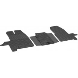 Rug rubber Ford Tourneo / Transit Custom 3 1 + 2 12 places-