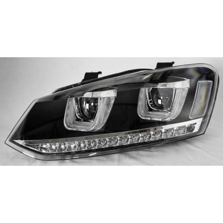 Phares avants led VW Polo 6r
