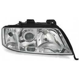 Headlight left (driver) Audi A6 97-99