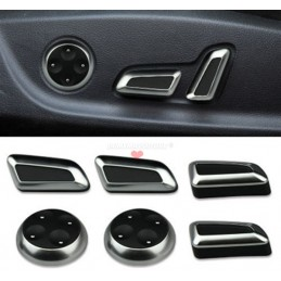 Audi Chrome Button Kit