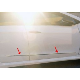 Audi A3 8V Sportback chrome alu chrome door sticks