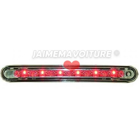 Peugeot 207 Feux de stop LED - Chrome