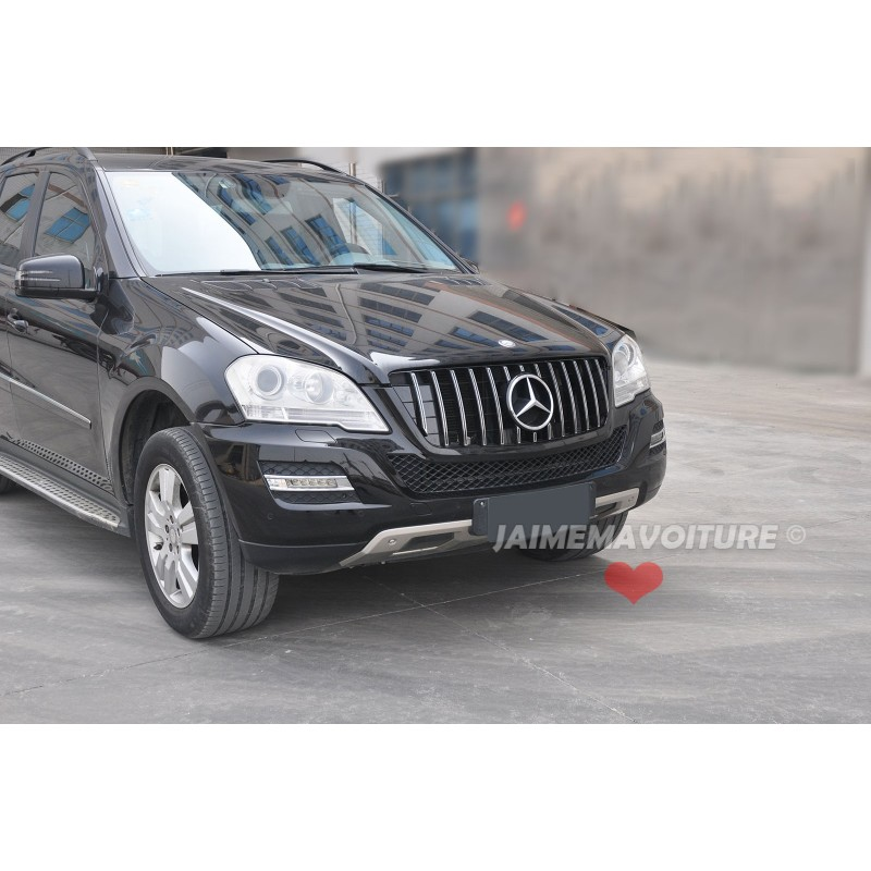 Grille calandre GT AMG Panamerica Mercedes ML W164