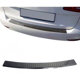Threshold of loading (brushed aluminum) for BMW X 6 2008-