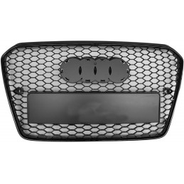 Grille for Audi A5 2012-2016 look RS5 black varnished