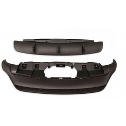 BMW X 6 M sport Performance rear bumper diffuser