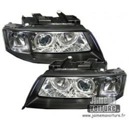 Angel eyes Audi A6 4B 97-99 - Noir