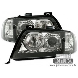 Angel eyes Audi A6 4B 99-01 - Noir