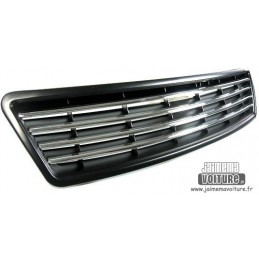Grille chrome Audi A6 tuning 1997-2001