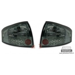 Audi A6 LED rear lights