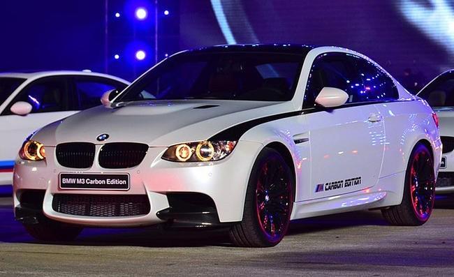 BMW m3 carbon